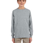Dri-POWER® ACTIVE Youth 5.6 oz., 50/50 Long-Sleeve T-Shirt