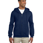 Adult 9.5 oz., Super Sweats® NuBlend® Fleece Full-Zip Hood