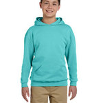 Youth 8 oz., 50/50 NuBlend® Fleece Pullover Hood