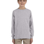 Ultra Cotton® Youth 6 oz. Long-Sleeve T-Shirt