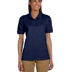 Ladies'  Ultra Cotton® Ladies' 6.3 oz. Piqué Polo