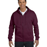 Adult 7.8 oz. EcoSmart® 50/50 Full-Zip Hood