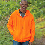 Adult Rugged Wear Thermal-Lined Full-Zip Jacket