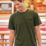 Heavy Cotton HD T-Shirt with a Left Chest Pocket
