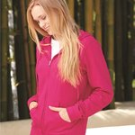 Junior's Standard Supply Full-Zip Hood