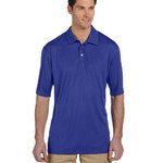 Dri-POWER® SPORT Men's 4.1 oz., 100% Polyester Micro Pointelle Mesh Moisture-Wicking Polo