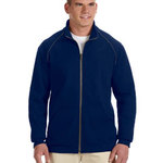 Premium Cotton® 9 oz. Fleece Full-Zip Jacket