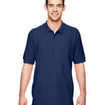 Adult Premium Cotton® Adult 6.6 oz. Double Piqué Polo