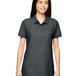 Premium Cotton™ Ladies' 6.5 oz. Double Piqué Sport Shirt