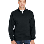 Adult 7.2 oz. Sofspun® Quarter-Zip Sweatshirt
