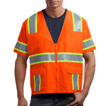 Ansi Class 3 Dual Color Safety Vest