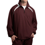 1/2 Zip Wind Shirt