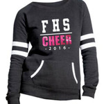 Ladies Cheer Fleece Crew