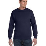Adult DryBlend® Adult 9 oz., 50/50 Fleece Crew
