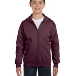 Youth 7.8 oz. EcoSmart® 50/50 Full-Zip Hood