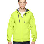Adult 7.2 oz. SofSpun® Full-Zip Hooded Sweatshirt